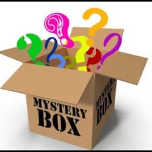 Manicure and pedicure mystery box